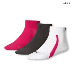 3PACK ponožky Puma vícebarevné (201204001 477)