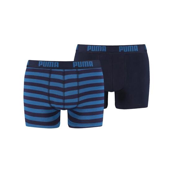 2PACK pánské boxerky Puma vícebarevné (591015001 056)