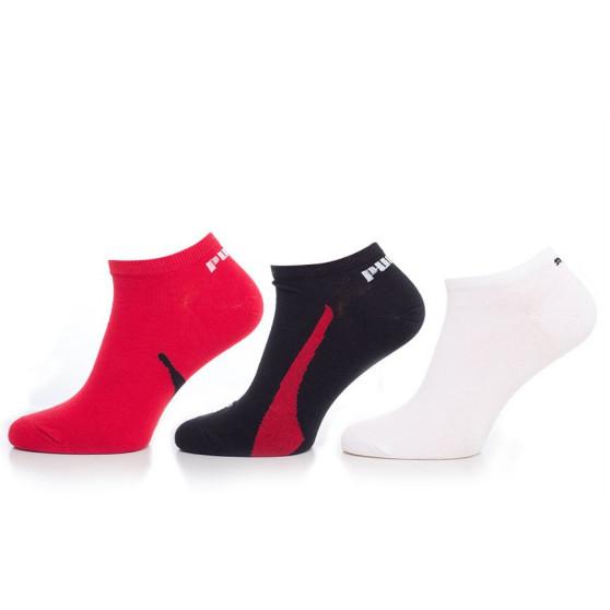 3PACK ponožky Puma vícebarevné (201203001 852)