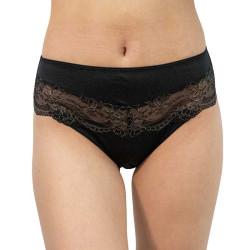 Dámské kalhotky Gina černé (10211)