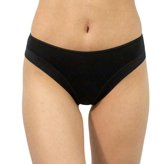 Dámské kalhotky brazilky Bellinda černé (BU812882-094)