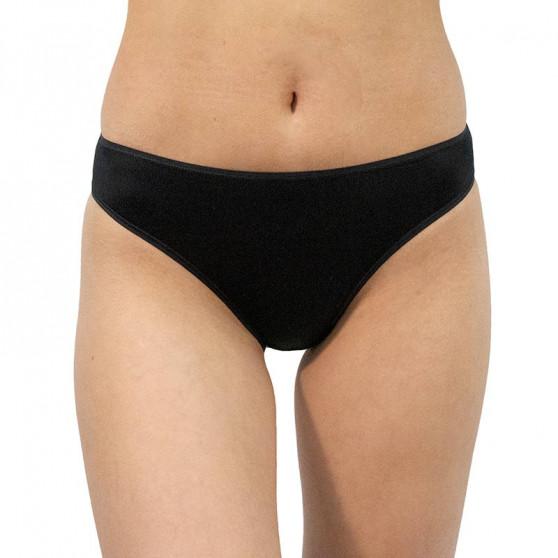 2PACK dámské kalhotky Bellinda černé (BU822810-094)
