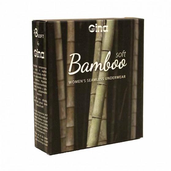 Dámské kalhotky Gina bambusové bílé (00046)