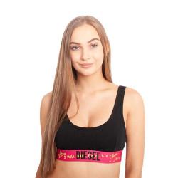Dámská podprsenka Diesel černá (00S0M0-0WAZC-900)