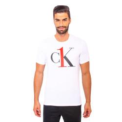Pánské tričko CK ONE bílé (NM1903E-7UM)