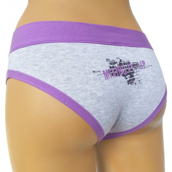 Dámské kalhotky Andrie fialové (PS 2588 B)