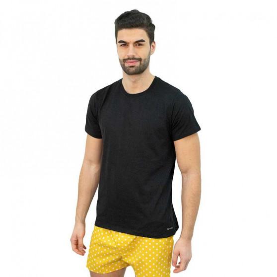 3PACK pánské tričko Calvin Klein vícebarevné (NB4011E-MP1)