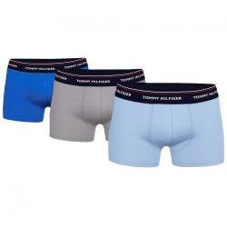 3PACK pánské boxerky Tommy Hilfiger vícebarevné (1U87903842 0T1)