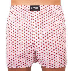 Pánské trenky Emes červené hvězdy (014)