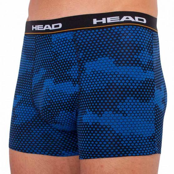 2PACK pánské boxerky HEAD vícebarevné (801201001 003)