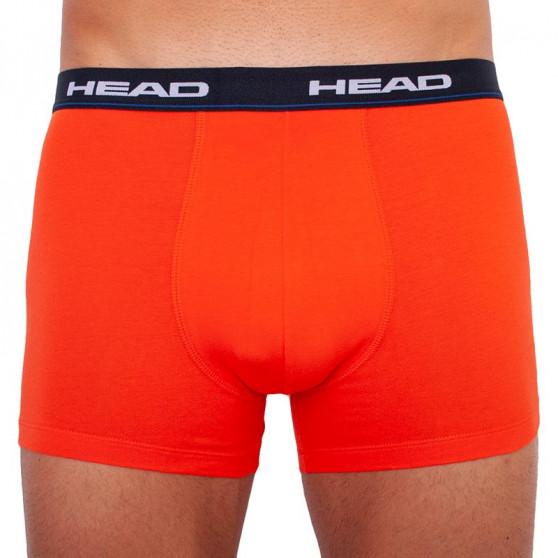 2PACK pánské boxerky HEAD vícebarevné (891003001 002)
