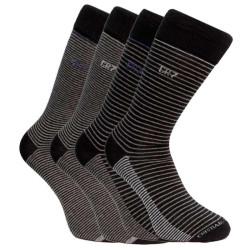 4PACK ponožky CR7 vícebarevné (8180-80-12)