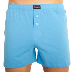 Pánské trenky Gino modré (75162)