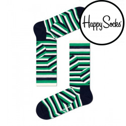 Ponožky Happy Socks Jumbo Dot Stripe (ABS01-7300)