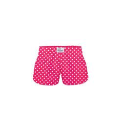 Dětské trenky ELKA růžové s puntíky (B0035/K00326)