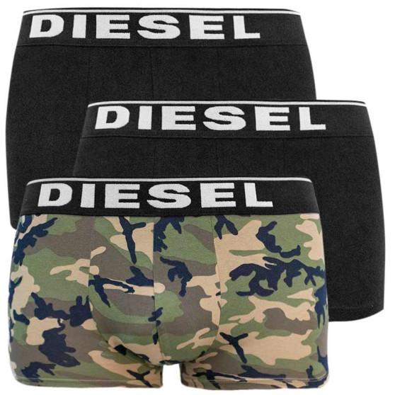 3PACK pánské boxerky Diesel vícebarevné (00ST3V-0WBAE-E4869)
