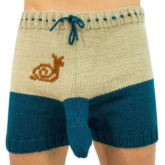 Ručně pletené trenky Infantia (PLET81)