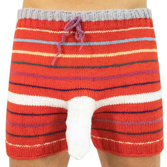 Ručně pletené trenky Infantia (PLET82)