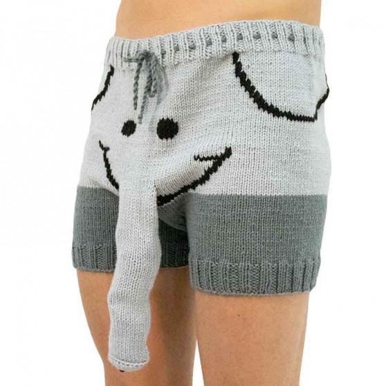 Ručně pletené trenky Infantia (PLET89)