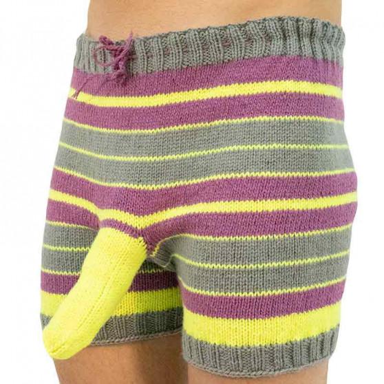 Ručně pletené trenky Infantia (PLET57)
