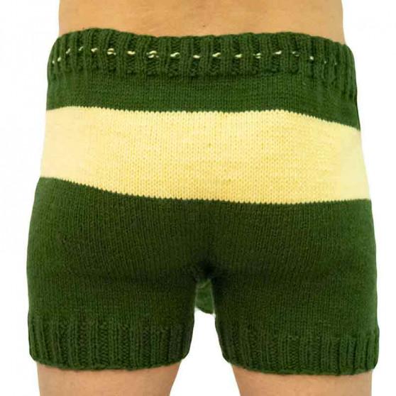 Ručně pletené trenky Infantia (PLET51)