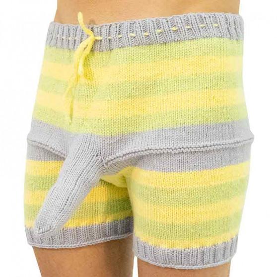 Ručně pletené trenky Infantia (PLET54)