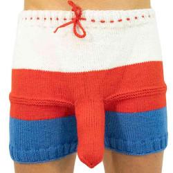 Ručně pletené trenky Infantia (PLET67)