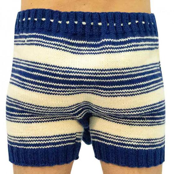 Ručně pletené trenky Infantia (PLET62)