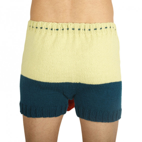 Ručně pletené trenky Infantia (PLET90)