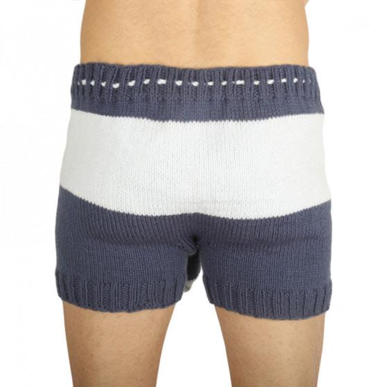 Ručně pletené trenky Infantia (PLET100)