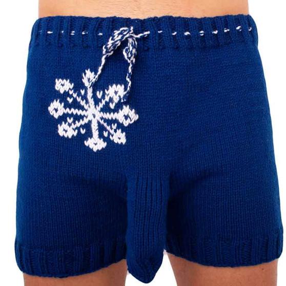 Ručně pletené trenky Infantia (PLET16)