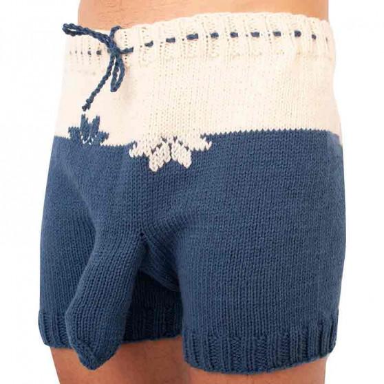 Ručně pletené trenky Infantia (PLET20)