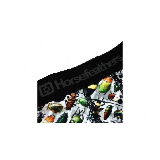 Pánské boxerky Horsefeathers Sidney bugs (AM070T)