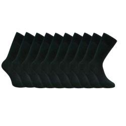 10PACK ponožky Bellinda šedé (BE497564-926)
