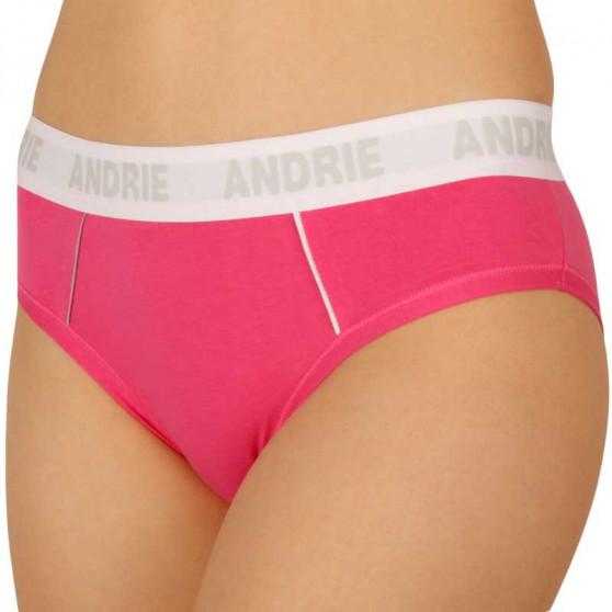 Dámské kalhotky Andrie růžové (PS 2411 B)