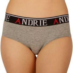 Dámské kalhotky Andrie šedé (PS 2381 B)