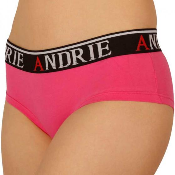 Dámské kalhotky Andrie růžové (PS 2381 C)