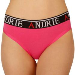 Dámské kalhotky Andrie růžové (PS 2380 B)