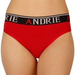 Dámské kalhotky Andrie červené (PS 2380 D)