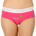 Dámské kalhotky Andrie růžové (PS 2427 B)