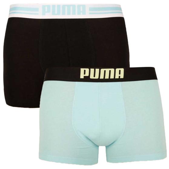 2PACK pánské boxerky Puma vícebarevné (651003001 021)