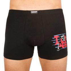 Pánské boxerky Andrie černé (PS 5294 A)