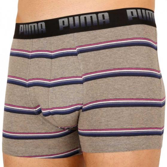 2PACK pánské boxerky Puma vícebarevné (100001139 002)