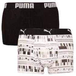 2PACK pánské boxerky Puma vícebarevné (100001138 004)