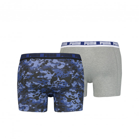 2PACK pánské boxerky Puma vícebarevné (100001141 002)