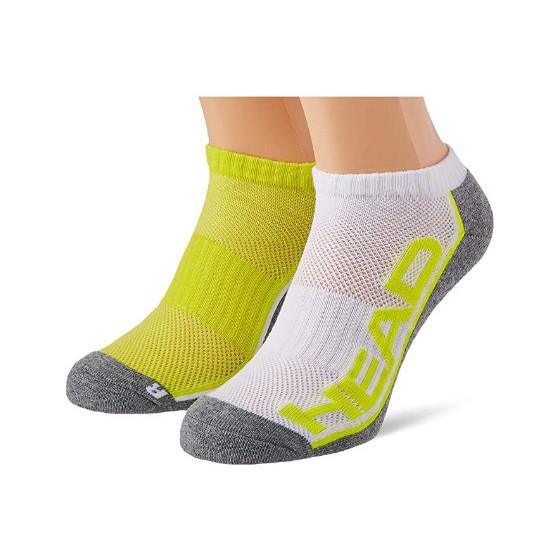 2PACK ponožky HEAD vícebarevné (791018001 004)