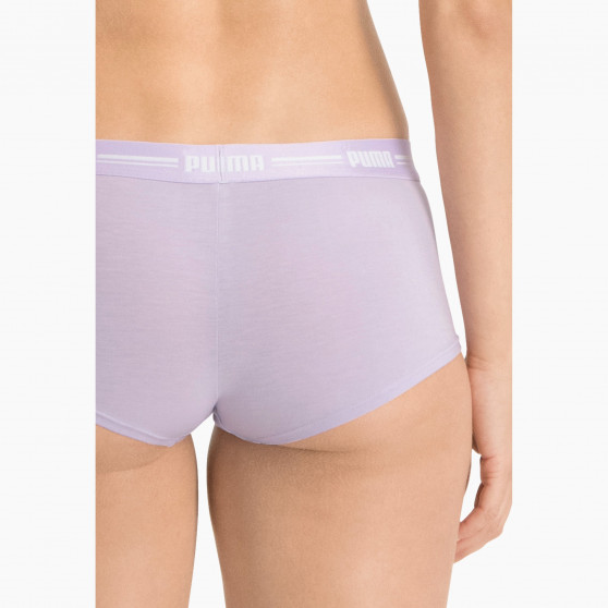 2PACK dámské kalhotky Puma fialové (603033001 005)