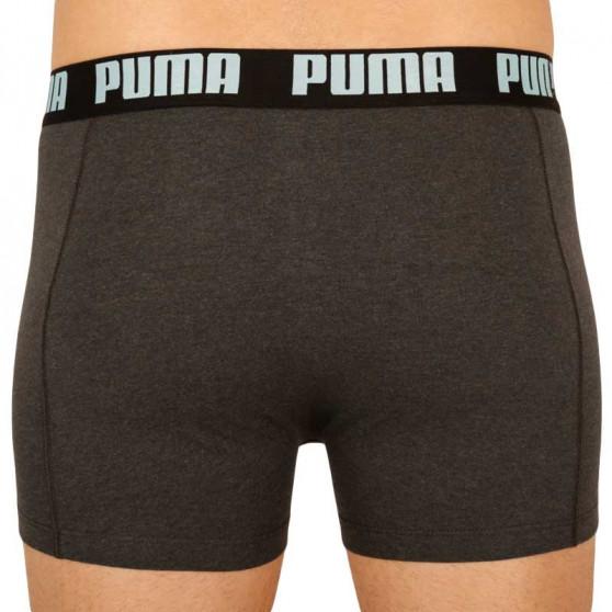 2PACK pánské boxerky Puma vícebarevné (601015001 021)