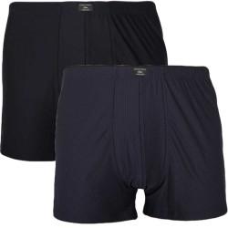 2PACK pánské boxerky S.Oliver tmavě modré nadrozměr (26.899.97.4502.16C4)