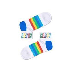 Ponožky Happy Socks Athletic Rainbow Stripe (ATSTR13-1300)